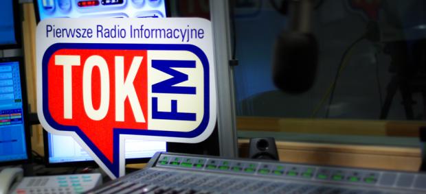 O afazji rozwojowej w audycji radia TOK FM